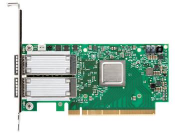 880150-B21 HPE Mellanox ConnectX-5 EN Single-Port 100Gbps PCI Express 3.0 QSFP28 Network Card