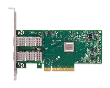 880843-B21 HPE Mellanox ConnectX-4 Lx OCP Single-Port 50Gbps SFP28 FIO Mezzanine Network Adapter