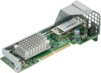 AOC-C25G-m1S SuperMicro Single-Port SFP28 25Gbps PCI Express 3.0 x8 Network Adapter