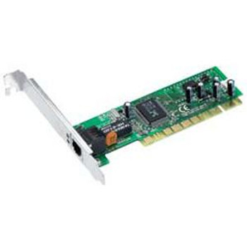 FN312 Zyxel Fast Ethernet PCI Adapter PCI 1 x RJ-45 10/100Base-TX
