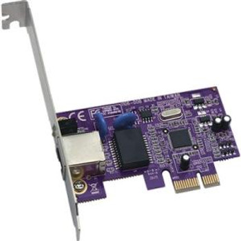 GE1000LAB-E Sonnet Presto Gigabit Pro Single-Port RJ-45 1Gbps PCI Express 2.0 x1 Gigabit Ethernet Card