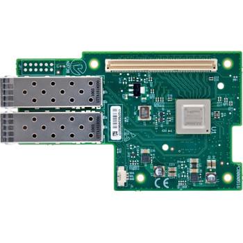 MCX342A-XCCN Mellanox Connectx-3 EN Dual-Port 10Gbps PCI Express 3.0 x8 SFP+ Network Interface Card
