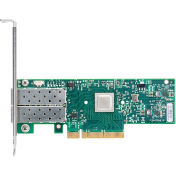 MCX4121A-ACAT Mellanox ConnectX-4 Lx En Dual-Ports SFP28 25Gbps PCI Express 3.0 x8 Network Adapter