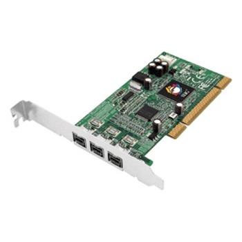 NN-830012-S2 StarTech FireWire 800 3-Ports PCI (1394b) Host Adapter Rohs