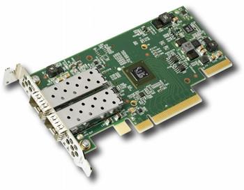 SFN7122F Solarflare Flareon Ultra - 10GbE PCIe 3.0 Dual Port Adapter