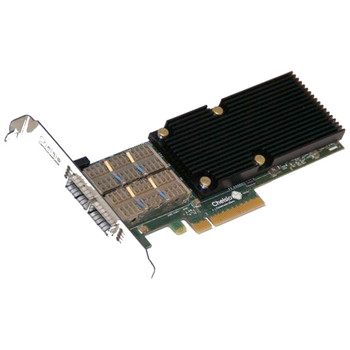 T580-SO-CR Chelsio Low Cost High Performance Dual-Port 40 GbE Unified Wire Adapter