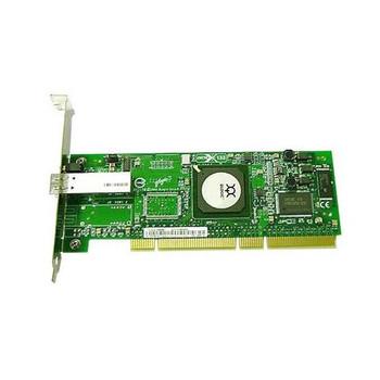 X2510401 QLogic Single Port 4GB Fibre Channel PCI Express Card