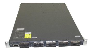 DS-C9140-K9V04 Cisco MDS 9140 40-Port Fiber Channel + SFP 1U Rack-mountable Multi-layer Intelligent Fabric Switch (Refurbished)