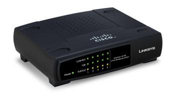 EZXS55W-A1 Linksys EtherFast 10/100 5-Port Auto Sensing Switch (Refurbished)