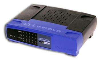 EZXS55W-RM Linksys 10/100Mbps 5-Port Switch (Refurbished)