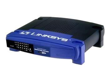 EZXS88WV3 LINKSYS 10/100 8-Ports Workgroup Switch EZXS88W v.3 (Refurbished)