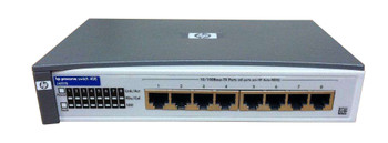 J4097BR#ABB HP ProCurve Switch 408 8-Ports 10Base-T 100Base-TX Fast Ethernet (Refurbished)