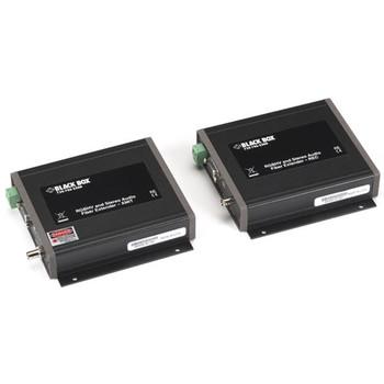 AC1020A Black Box VGA/ Stereo-Audio Fiber Extender Kit