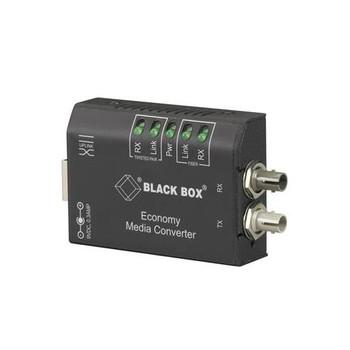 ACX310FIA-T Black Box Kvm Extender Dvi-i + Usb 2.0 & Audio Over Fiber Transmitter