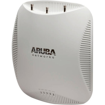 AP-224 Aruba Networks IEEE 802.11ac 1.27 Gbps Wireless Access Point ISM Band UNII Band 2 x Network (RJ-45)
