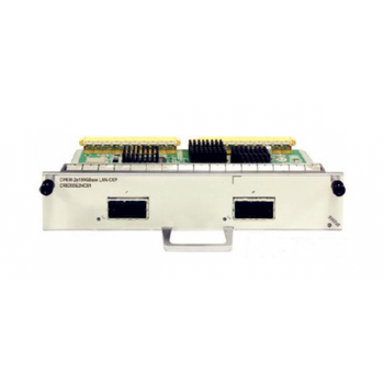 CR53-P10-2xcPOS/STM1-SFP Huawei 2-Port Channelized OC-3c/STM-1c POS-SFP Flexible Card