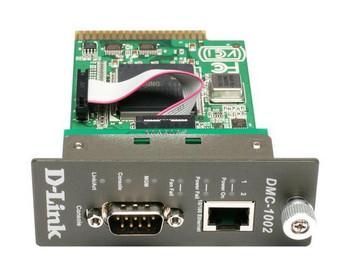 DMC-1002 D-Link SNMP Module Management 1 x 10/100Base-TX LAN 100 Mbps Fast Ethernet (Refurbished)