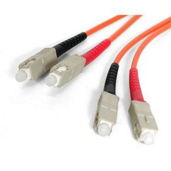 FIBSCSC1 Startech 1-meter Sc-sc 62.5/125 Duplex Multi-mode Fiber Optic Pa