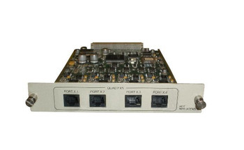 1200106L3 Adtran Dual E&M Plug-On Module CSU/DSU Module 2 x RJ-45 (Refurbished)