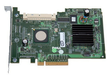 341-3903 Dell Serial Attached SCSI (SAS) 5/iR PCI Express 3 Gb/s RAID Adapter