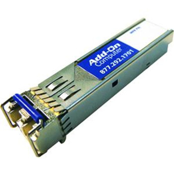 3CSFP91-AO ACP-EP ACP Memory Upgrades 3Com 3CSFP91 Compatible 1000Bsae-SX SFP 1 x 1000Base-SX LAN SFP (mini-GBIC)