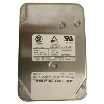 C2490-69365 HP 2GB 5400RPM Ultra Wide SCSI 3.5 128KB Cache Hard Drive
