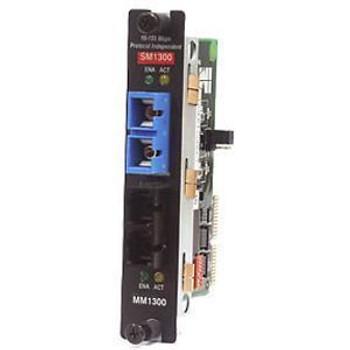 859-14808 IMC iMcV-S2MM/1250 Single-mode Fiber to Multi-mode RoHS Compliant 1 x SC 1 x SC Duplex