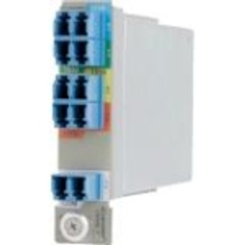 8874-0 iConverter 4-Ch SF CWDM Mux/Demux 4-Channel Single Fiber CWDM MUX/DMUX-L (Ch1 1270/1290 Ch2 1310/1330 Ch3 1350/1370 Ch4 1430/1450