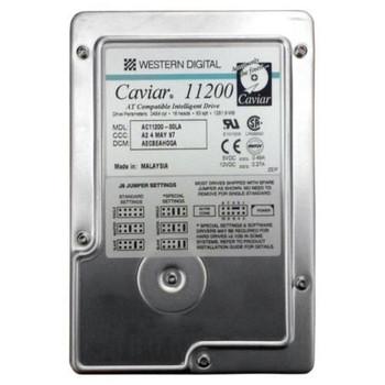 AC11200-00LA Western Digital 1GB 5200RPM ATA 33 3.5 256KB Cache Caviar Hard Drive