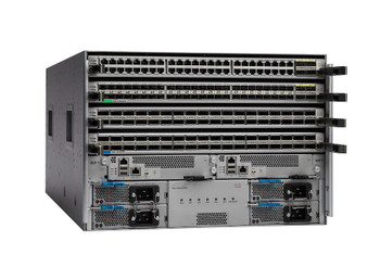 N9K-C9504-FM-E= Cisco Fabric Module for N9504 with 100G support ACI and NX-OS (Refurbished)