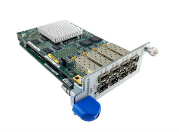 PC-8GE-TYPE3-SFP-IQ2 Juniper 8-Port Gigabit Ethernet Type 3 IQ2 PIC (Refurbished)