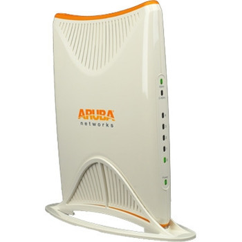 RAP-5WN Aruba Networks Wireless Router IEEE 802.11n 3 x Antenna ISM Band UNII Band 300 Mbps Wireless Speed 5 x Network Port USB Desktop