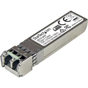 J9151AST StarTech 10Gbps 10GBase-LR Single-mode Fiber 10km 1310nm Duplex LC Connector SFP+ Transceiver Module for HP Compatible