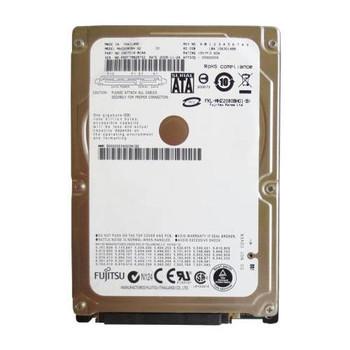 MHZ2080BH Fujitsu 80GB 5400RPM SATA 3.0 Gbps 2.5 8MB Cache Mobile Hard Drive