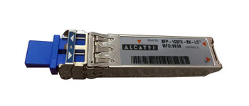 SFP-100FX-SX-LC Alcatel-Lucent SFP (Mini-GIBC) Transceiver Module (Refurbished)