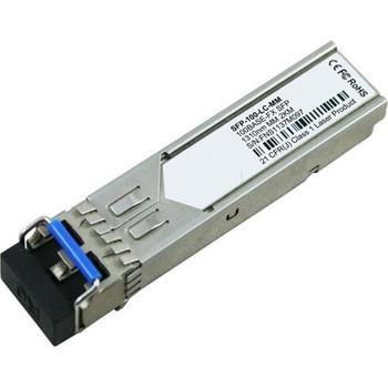 SFP-100-LC-MM Alcatel-Lucent 100Mbps 100Base-FX SFP LC Multi-mode Fiber Transceiver Mm (Refurbished)