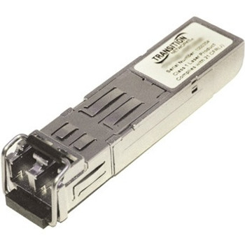 TN-CWDM-SFP-1350-40 Transition Networks 1.25Gbps Single Mode 1350nm 40km LC Connector SFP Mini-GBIC Transceiver Module