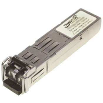 TN-CWDM-SFP-1530-16 Transition 1Gbps 1000Base-LX/ZX Fibre Channel Single-mode Fiber 160km 1530nm LC Connector SFP (mini-GBIC) Transceiver Module