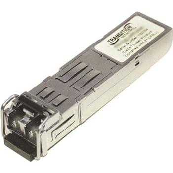 TN-CWDM-SFP-1610-40 Transition Networks 1.25Gbps Single Mode 1610nm 40km SFP Mini-GBIC Transceiver Module