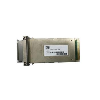 X2-10GB-SRV03 Cisco 10Gbps 10GBase-SR Multi-mode Fiber 300m 850nm Duplex SC Connector X2 Transceiver Module