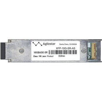 XFP-10G-SR-AS Agilestar 10Gbps 10GBase-SR Multi-mode Fiber 300m 850nm Duplex LC Connector XFP Transceiver Module for Cisco Compatible