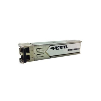 10GBASE-ZR Nortel 10Gbps Single-mode Fiber 80km 1550nm Duplex SC Connector XENPAK Transceiver Module (Refurbished)