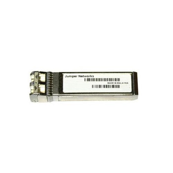 740-011612 Juniper 1Gbps 1000Base-ZX Single-mode Fiber 80km 1550nm Duplex LC Connector SFP Transceiver Module (Refurbished)