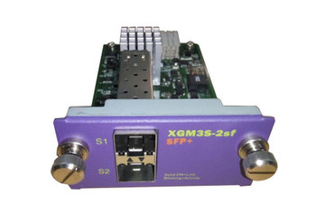 XGM3S-2SF/MODULE Extreme Networks 16126 Interface Module (Refurbished)