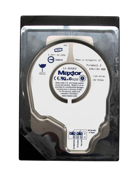 2F010J0 Maxtor 10GB 5400RPM ATA 100 3.5 2MB Cache Fireball Hard Drive
