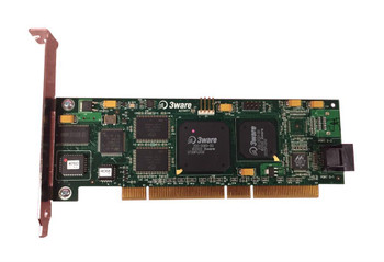 700-0121-03 3Ware 2-Port SATA-150 Hardware RAID Card