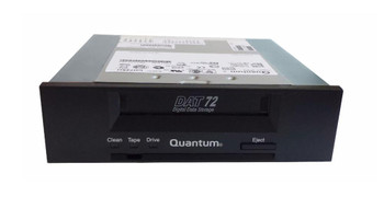 CD72LWE-SS Quantum 36GB(Native) / 72GB(Compressed) DAT 72 SCSI 68-Pin LVD/SE External Tape Drive