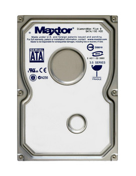 6Y120M0 Maxtor 120GB 7200RPM SATA 1.5 Gbps 3.5 8MB Cache DiamondMax Plus Hard Drive