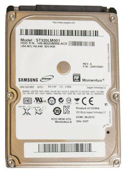 HN-M320MBB Samsung 320GB 5400RPM SATA 3.0 Gbps 2.5 8MB Cache Hard Drive