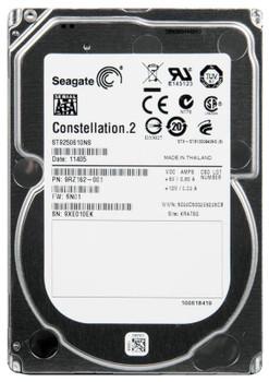 9RZ162-001 Seagate 250GB 7200RPM SATA 6.0 Gbps 2.5 64MB Cache Constellation.2 Hard Drive